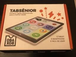 Tablet Senior Para Melhor Idade Com Case! E Nf (facebook Etc