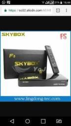Sky box f5