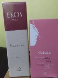 Perfume Ekos moça 150ml +sabonete