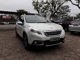 Peugeot 2008 Griffe 1.6 *Garantia de Fabrica e Teto Panoramico - 2017