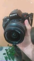 Câmera profissional sony a230