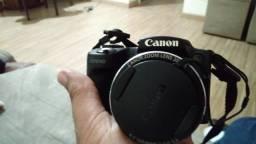 Câmera Canon semi profissional SX 510 HS