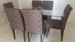 Mesa de Jantar 6 lugares R$ 875,00