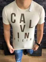 Camisetas várias marcas e modelos