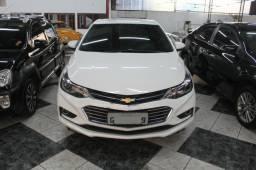 Novo Cruze Sedan LTZ 1.4 Turbo (Top de Linha) 2017 Branco - Impecável - 2017