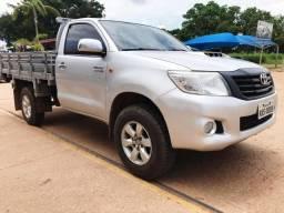 Toyota Hilux Cabine Simples 2014 - Bem conservada! - 2014