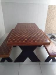 Madeira Design 3D 2,20m x 0,95m