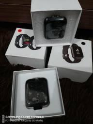 Relógio inteligente smartwatch d13 fit pro novo