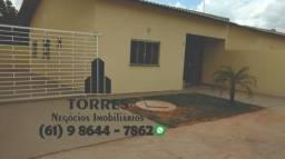 Casa Águas lindas de Goiás - Setor 04 Minha casa minha vida - MCMV