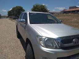 Hilux 4x4 CD 2.5 Diesel - 2010
