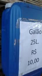 Galão Bombona