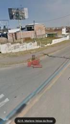 Terreno em rua - Bairro Miringuava em São José dos Pinhais