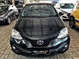 Toyota etios sedan 2017 1.5 platinum sedan 16v flex 4p automÁtico - 2017