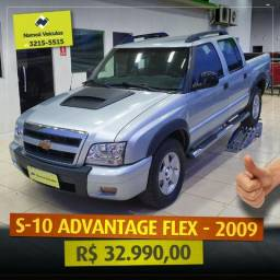 S-10 Advantage Flex - Muito nova - 2009