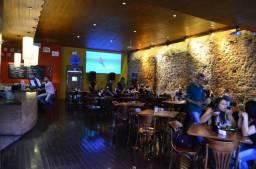 Bar e Restaurante - 13 anos em funcionamento
