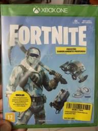 Fortnite Pacotão Congelamento Profundo Xbox One X 4K ULTRA HD