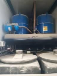 Secador de ar comprimido