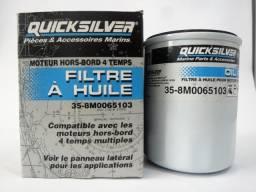 Filtro de óleo Mercury para motores 4 tempos