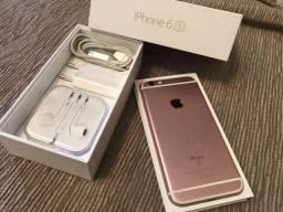 Iphone 6s plus 16gb rose