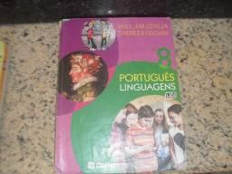 Livro: Português Linguagens 8