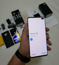 Samsung S10 Plus Branco
