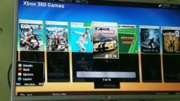 Xbox 360 Impecável Em 3x Sem Juros no Cartão