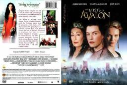 Dvd As Brumas de Avalon