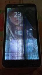 Sony E4 Dual Chip TV leia descriçao