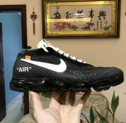 Nike Air Vapormax Off-White preto