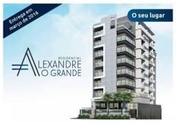 Apartamento à venda com 2 dormitórios em Água verde, Curitiba cod:47261