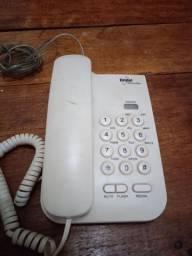 Vendo dois telefones um Unitel e outro Intelbras cada  Reais