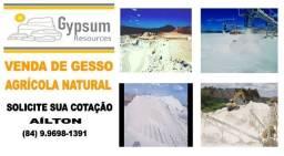 Gesso Agrícola Natural - Gypsum Resources