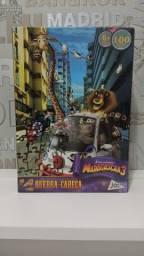 Quebra- cabeça do Madagascar 3 comprar usado  Mauá