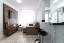 Apartamento de 44m² com 2 quartos à venda por R$189.000,00 - Pinheirinho - Curitiba