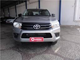 Toyota Hilux 2.8 std 4x4 cd 16v diesel 4p manual - 2018