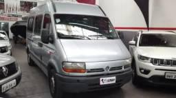 Renault master 2009 2.5 dci minibus l2h2 16 lugares 16v diesel 3p manual - 2009