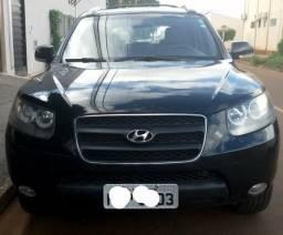 Santa fé (Hyundai) 2010 km90mil - 2010