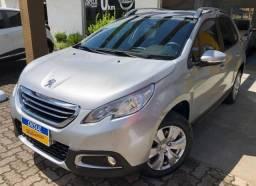 Peugeot 2008 ALLURE 1.6 AT 4P - 2017