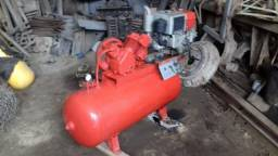 Motor yanmar 5,5cv c/compressor