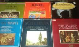 6 Discos Vinil Música Clássica