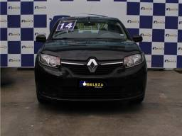 Renault Logan 1.6 expression 8v flex 4p manual - 2014