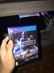 Vendo Star Wars Battlefront 2 PS4