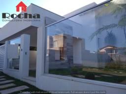 Cond. RK (Sobradinho) - Casa moderna com 4 suítes