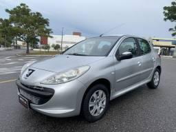 Peugeot 207 Completo 1.4 Flex 2011 impecável