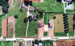 Chácaras Vila Nova, de 2 a 4.000 m², área plana c/pouca vegetação