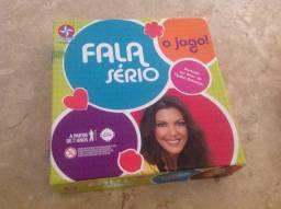 Jogo de tabuleiro fala sério  Thalita Rebouças