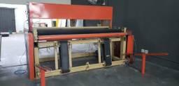 Maquina para fabricação de papel higiênico , rolão, rolinho,lençol hospitalar