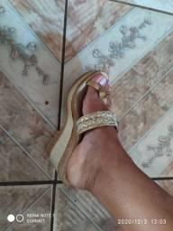 Calçados em perfeitas condições