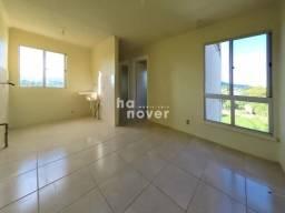Apto 2 Dormitórios, Garagem, Condomínio Fechado, Portaria, Churrasqueiras, Quadra