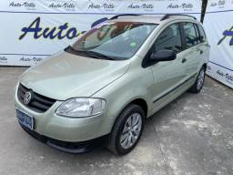 VW SpaceFox 1.6 Trend Completa c/ GNV! 2008